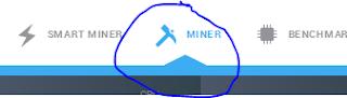 Minergate - Manual Mining1