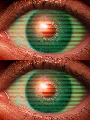 Uma nova geração de lentes de contato capazes de projetar imagens na frente  do usuário está um passo mais perto da realidade, depois que os cientistas  ... 260da71f39