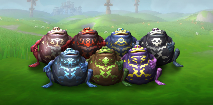 Empyrea Part 2 School Frog Pet Drop Guide - Swordroll's Blog
