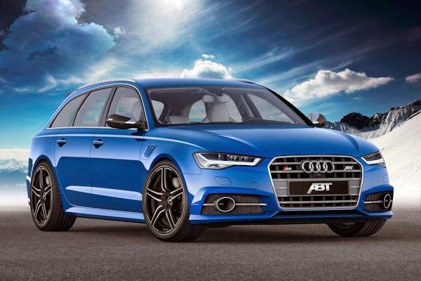 2016 Audi S6 Avant by ABT