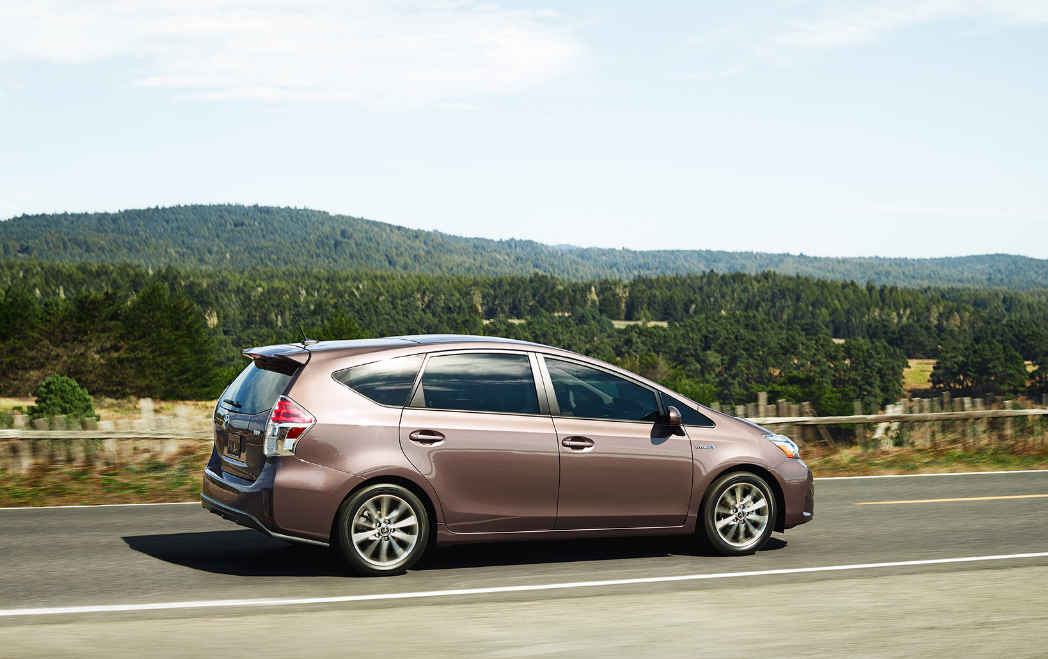 2018 toyota prius v review toyota overview. Black Bedroom Furniture Sets. Home Design Ideas