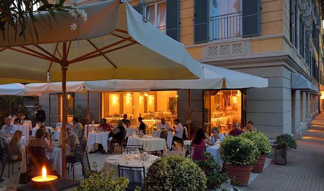Almoço ou jantar em Génova