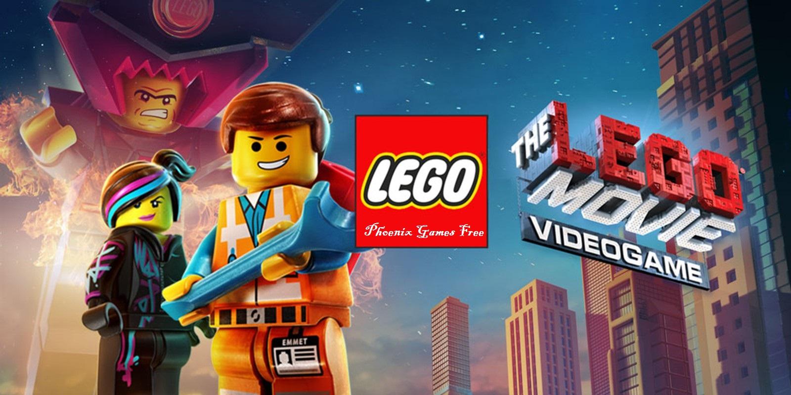 Phoenix Games Free Descargar The Lego Movie Videogame Ps3 Google Drive Direct