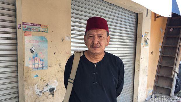 Tanggul Retak, Warga Luar Batang Kirim Surat Permohonan Pembangunan Tanggul Ke Pemkot Jakut