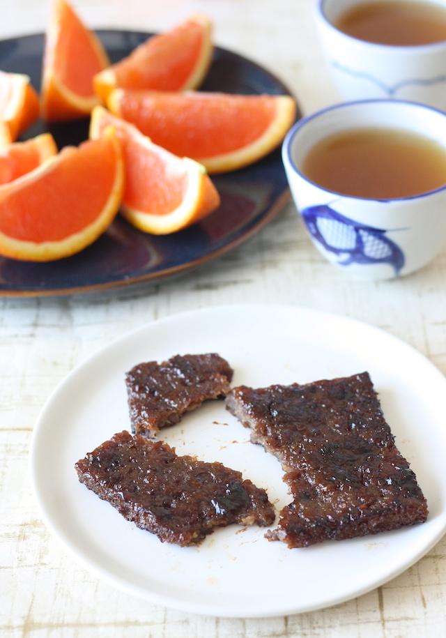 How to make Bak Kua Chinese BBQ Pork recipe by SeaonWithSpice.com
