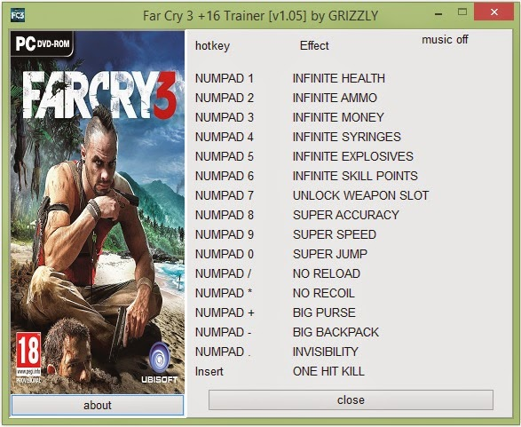 Far cry 3 trainer steam cheats download youtube.