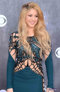 Shakira performed at the Academy of CMA in Vegas 1.jpg