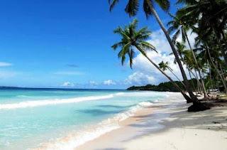 Amazing Keindahan Wisata Ide Beach di Luwu Timur Sulawesi Selatan