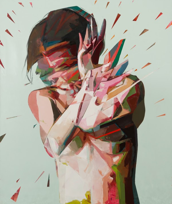 Simon Birch. Pintura | Painting