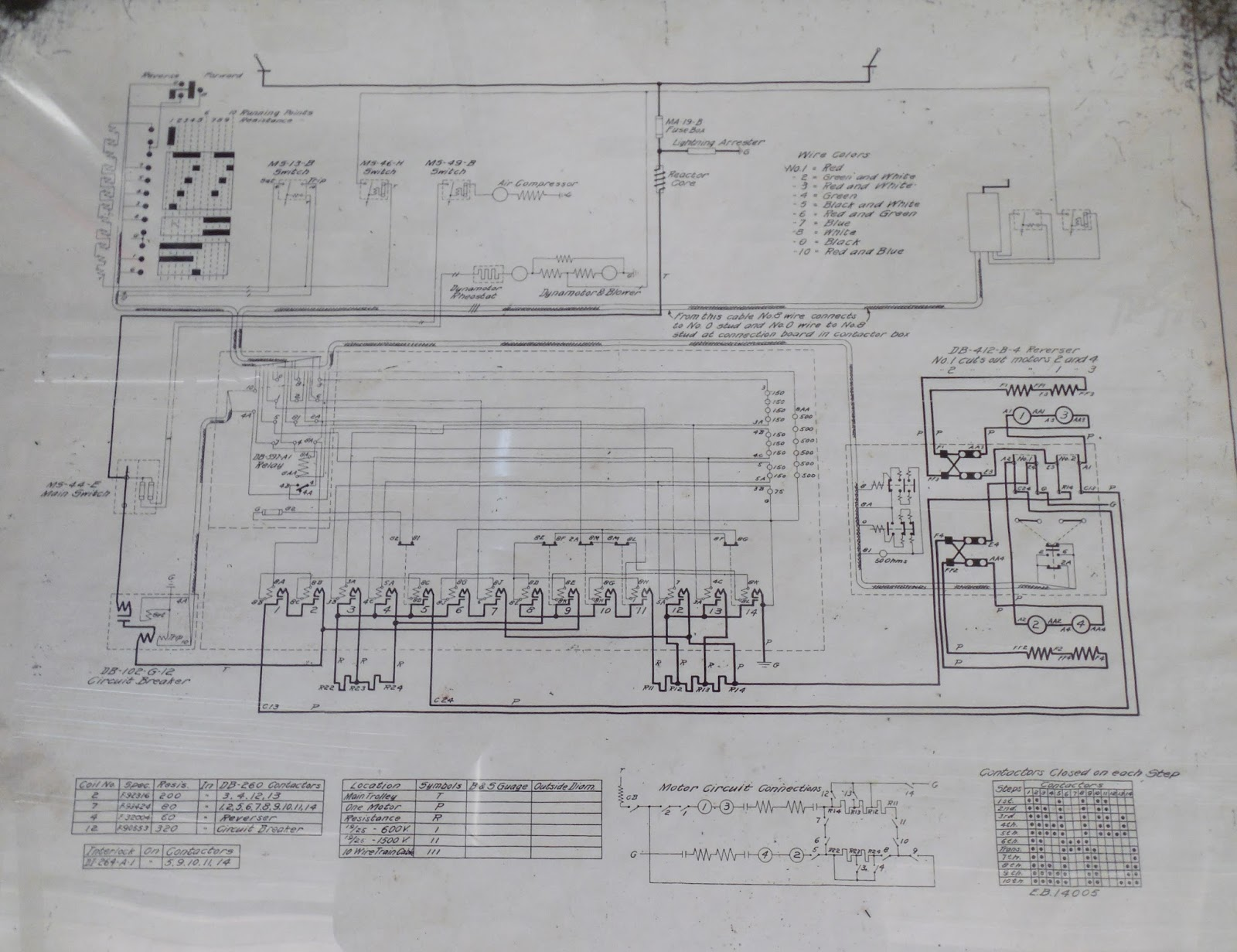 This Is A Basic Diagram For A Westinghouse Mu Control This Is An Hl Westinghouse Golf Cart Wiring Diagram on