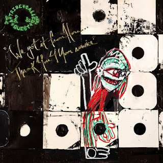 A Tribe Called Quest – We Got It From Here… Thank You 4 Your Service (2016) [CD] [FLAC]