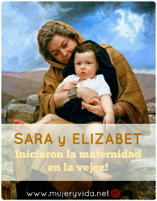 Biblia, mujer, madre, embarazo, vejez