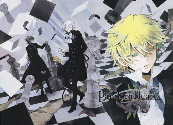 Download Anime Pandora Hearts [Batch] Subtitle Indonesia