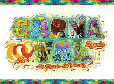 carnaval sayula 2017