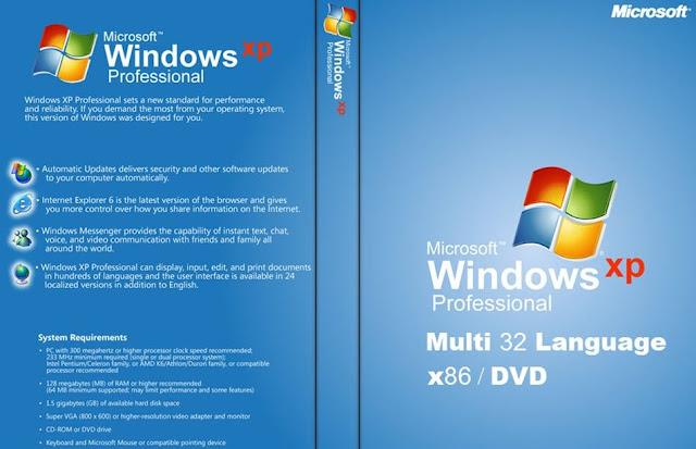 لعشاق ويندوز إكس بي فقط الان يمكنك تحميل النسخة الاصلية من Windows XP Professional SP3 مجاناً من شركة ميكروسوفت
