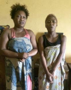 mm - Photo: Two commercial sex workers arrested for stabbing a customer to death in Ogun