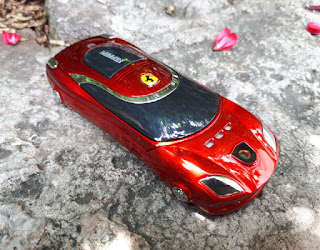 Newmind F3 Car Shape Phone Dual Sim