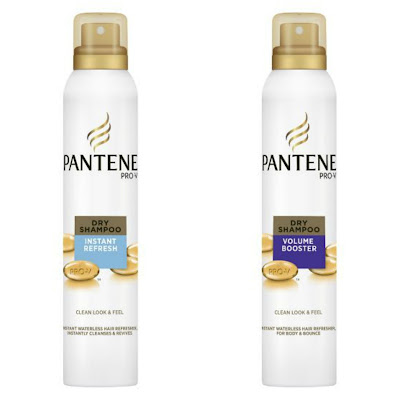 Pantene Dry Shampoo // The August Review - Hannah Marie