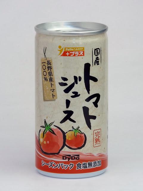 ダイドードリンコ 長野県産トマト100%使用! 「国産トマトジュース」