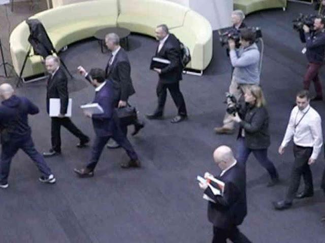 Media dan Kelompok HAM Kecam Penggerebekan Kantor Radio ABC dan Sunday Telegraph