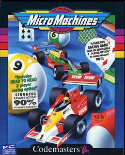Descargar videojuego Micro Machines