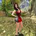 Kelll Store - Dress Finy Red