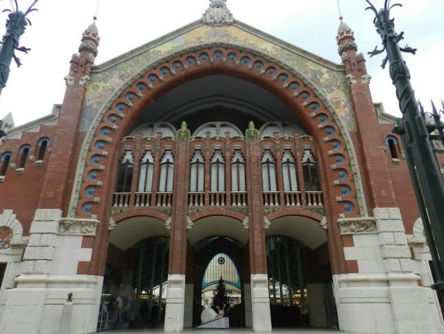 Onde comer e beber em Valência - Mercado de Colón
