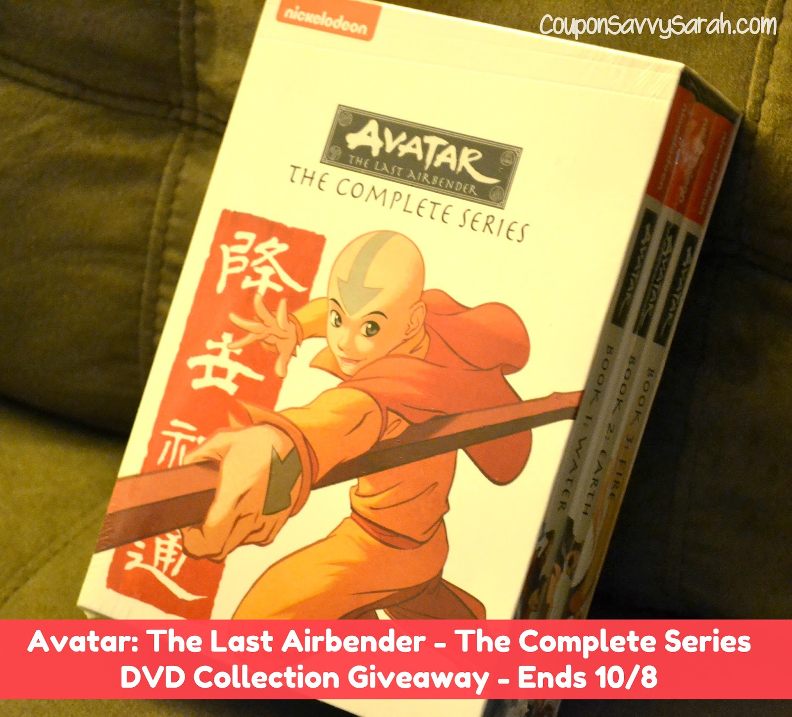 Avatar 2 On Dvd: Coupon Savvy Sarah: Nightly Giveaway Round-Up From Coupon