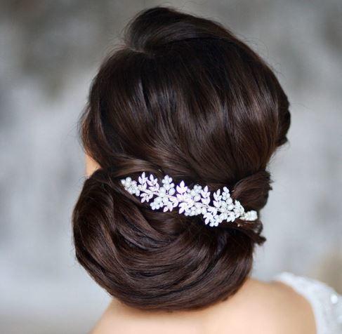 kiểu tóc cô dâu đẹp nhất