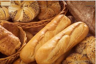 Lesitin untuk membuat roti