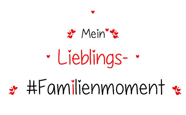 Lieblings- #Familienmomente zum Blog-Geburtstag