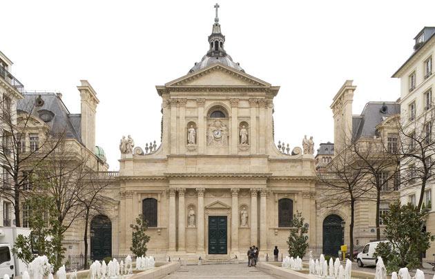 La Sorbonne em Paris