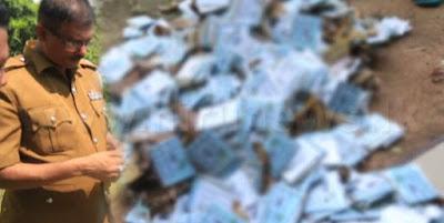 நீர்கொழும்பு  - மாஓயாவில் பகுதியிலிருந்து இருந்து 1500 சிம் அட்டைகள் மீட்பு