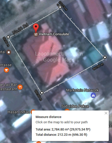 Vietnamese Consulate in Pakse