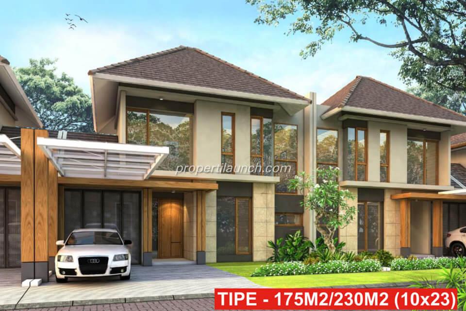 Rumah Anigre Tipe 230