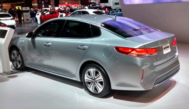 2017 Kia Optima Hybrid Review