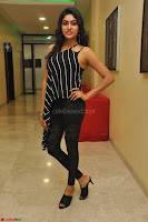 Akshida in Black Tank Top at Kalamandir Foundation 7th anniversary Celebrations ~  Actress Galleries 001.JPG