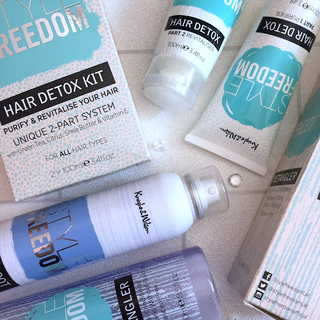 Style Freedom Hair Products