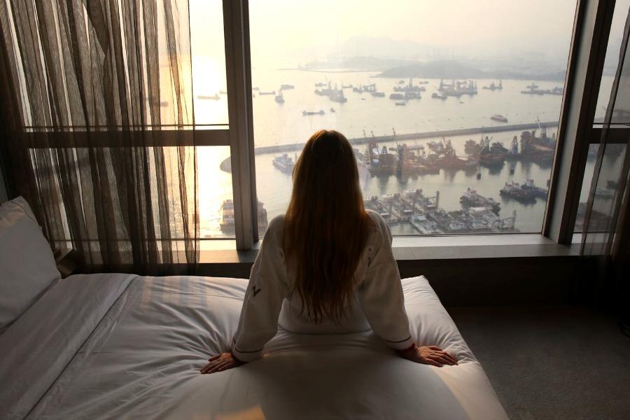 W Hong Kong Hotel Review