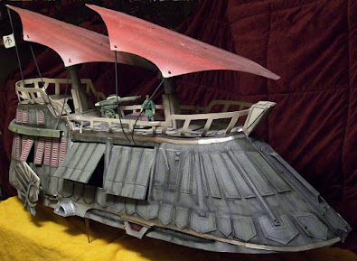 ORDER YOUR JABBA's SAIL BARGE NOW!