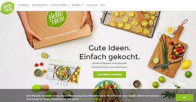 """Deutschlands """"Web-Einhörner"""": HelloFresh"""