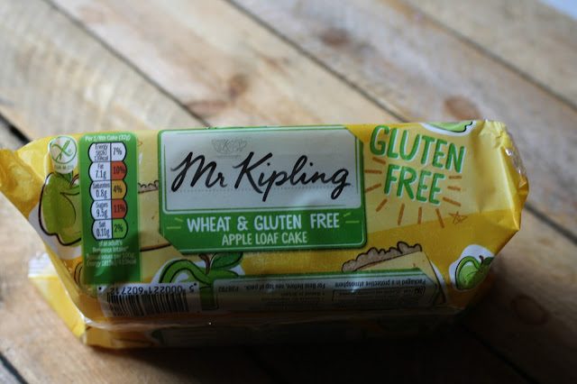 Mr Kipling Wheat & Gluten Free Apple Loaf Cake | Anyonita-Nibbles.co.uk