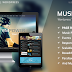 Music Band Club Party Responsive WordPress Theme