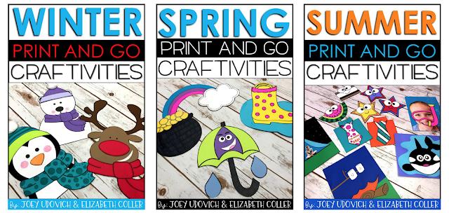 Writing Mega Bundle Writing and Crafts Kinderhearted Classroom