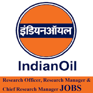Indian Oil Corporation Limited, IOCL, Haryana, HR, Research Officer, Graduation, freejobalert, Sarkari Naukri, Latest Jobs, iocl logo