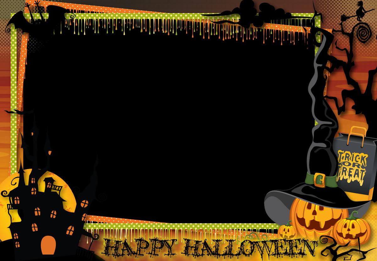 Marco de Happy Halloween 2
