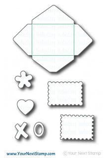 Mini Envelope Die