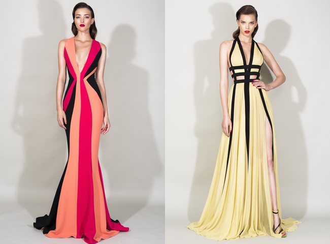 Zuhair Murad Resort dresses