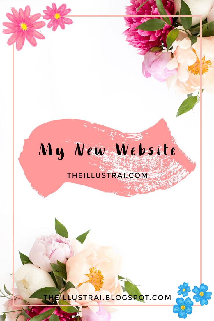 This blog has moved! You can find me at my brand new squarespace website theillustrai.com