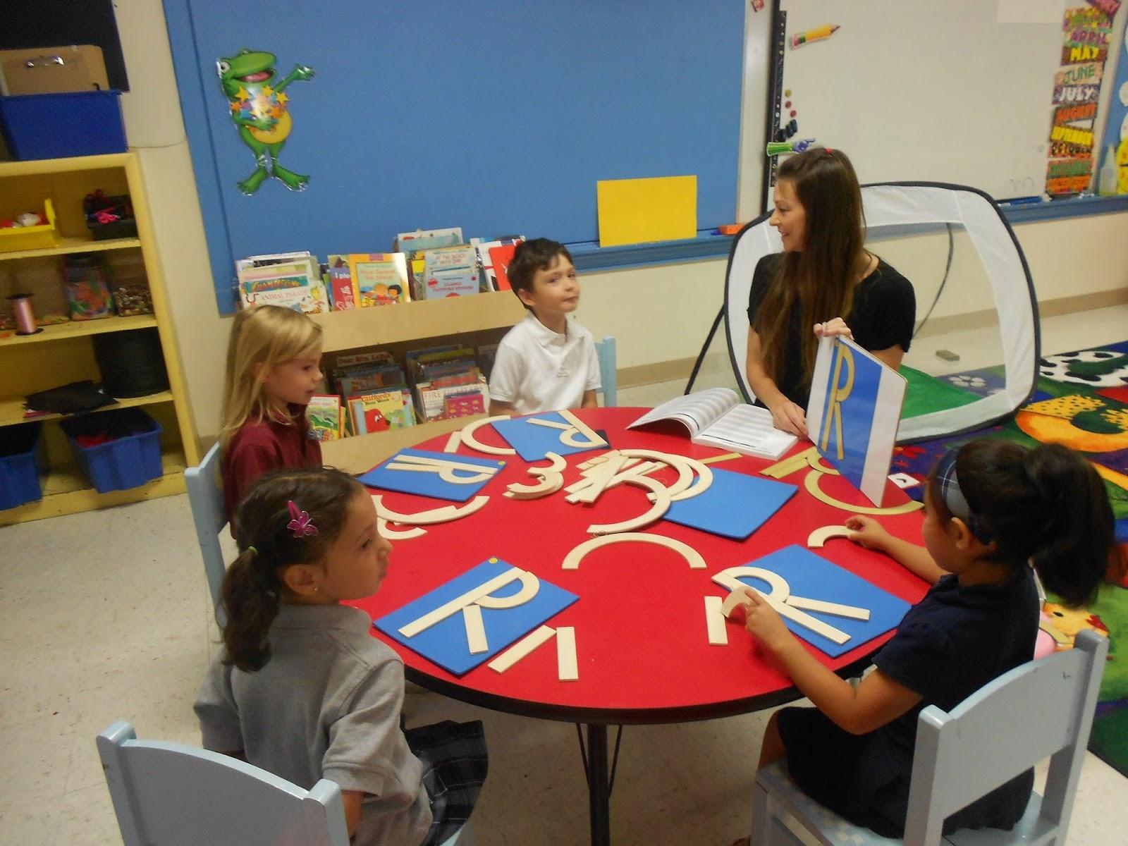 Krazy For Kindergarten Small Group Work